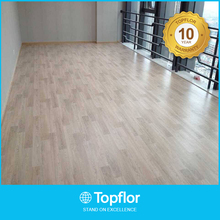 Indoor Wood Looking Residential Pvc Flooring