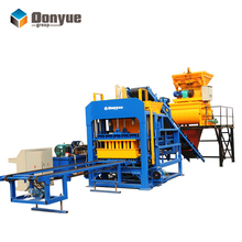 paving tile manufacturing plant price qt4-15 dongyue machinery group