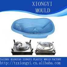 custom EU standard injection plastic tub mold manufacturer