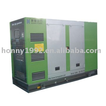 super silent diesel generating sets 110KVA