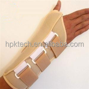 Orthopedic Medical Wrist Brace Support