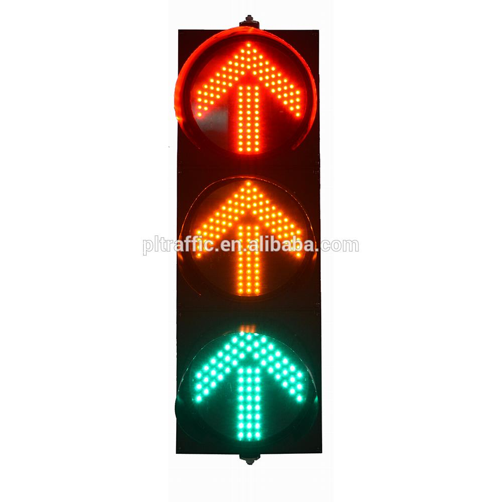 Top led power flare usb warning pedestrian traffic light