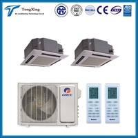 Star Commercial Gree V.R.F Air Conditioning with Casette indoor units