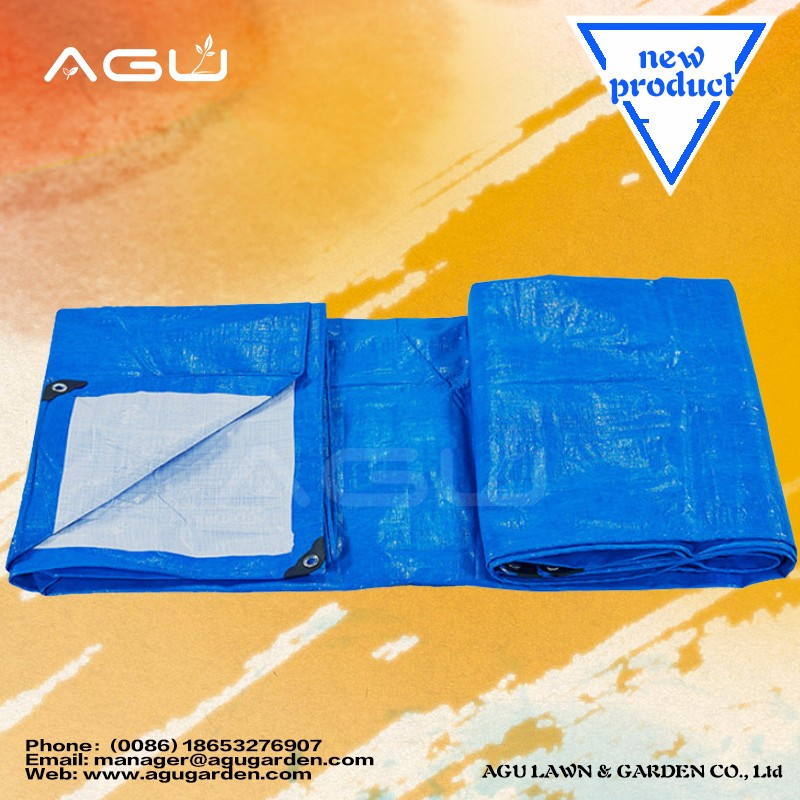 China good plastic waterproof camping tarp for garden