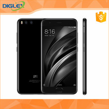 original Xiaomi Mi 6 Mi6 mobile phone 5.15inch Octa Core Qualcomm Snapdragon835 1080P 6GB ram 64GB rom MIUI 8 global rom