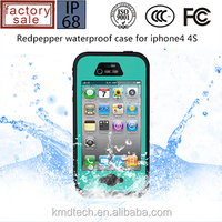 For iPhone 4 Waterproof Case, Waterproof Case for iPhone4 Hot Selling