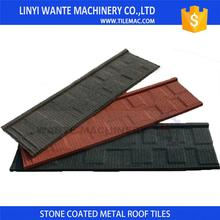 Brand new food grade Stone Coated Steel Shingles for sale