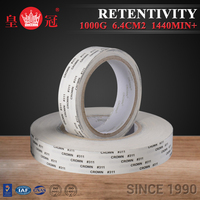 Suitable for punching, nameplates bonding and film switches fixing Cotton double-sided adhesive tape