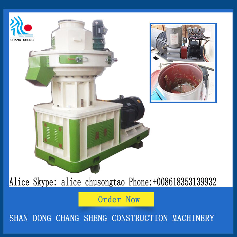 Pine/rubber/ beech/ soft wood/ hard wood pelletizer machine for wood sawdust