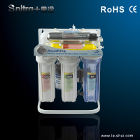 Domestic Mini RO Water Filter Purifier Systems With All Necessary Parts