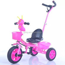 High Quality cheap price baby carrier tricycle for baby/ 4 IN 1 baby Stroller Tricycle