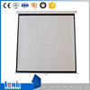 Can be compared manual stand office multimedia projector screen
