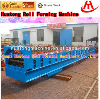 automatic Joint hidden roof panel roll former machine