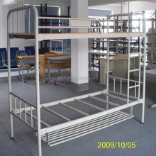 Unique metal frame bunk beds for military