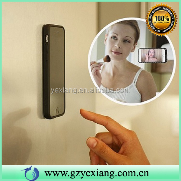 For Iphone 7 Nano Suction Magic Stick Selfie Phone Cover Anti Gravity Case
