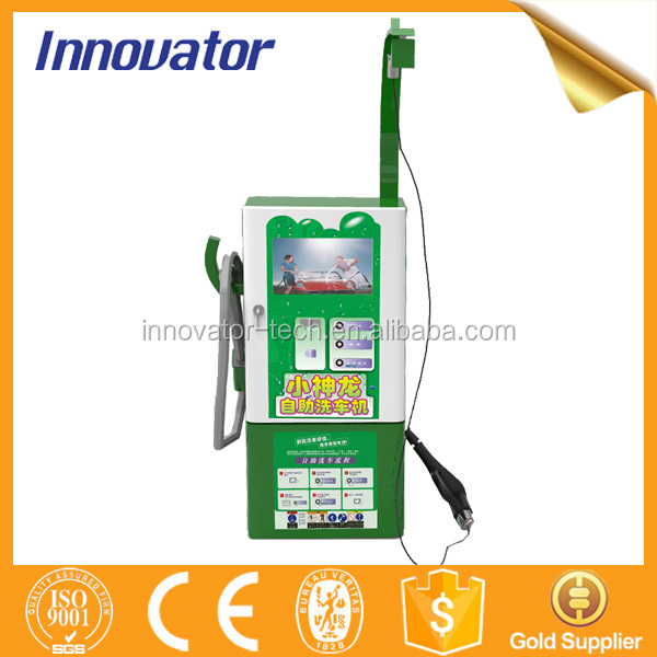 Automatic self-service steam car wash machine price with CE IT960