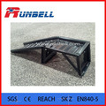Detachable Anti-skid Steel Car Lift Ramps Loading Ramp