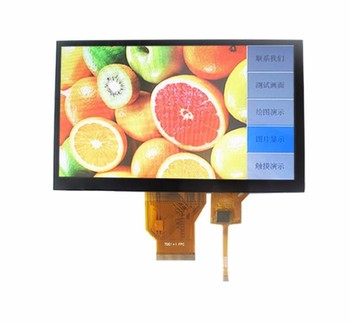 1.77/2.2/4.3/5/7/8/8.4/10.1 inch tft lcd module with touch panel