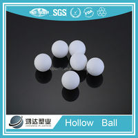 Plastic hollow golf ball from china manufacturer