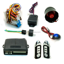 Genius can bus auto guard anti-hijacking universal remote keyless entry wireless car alarm