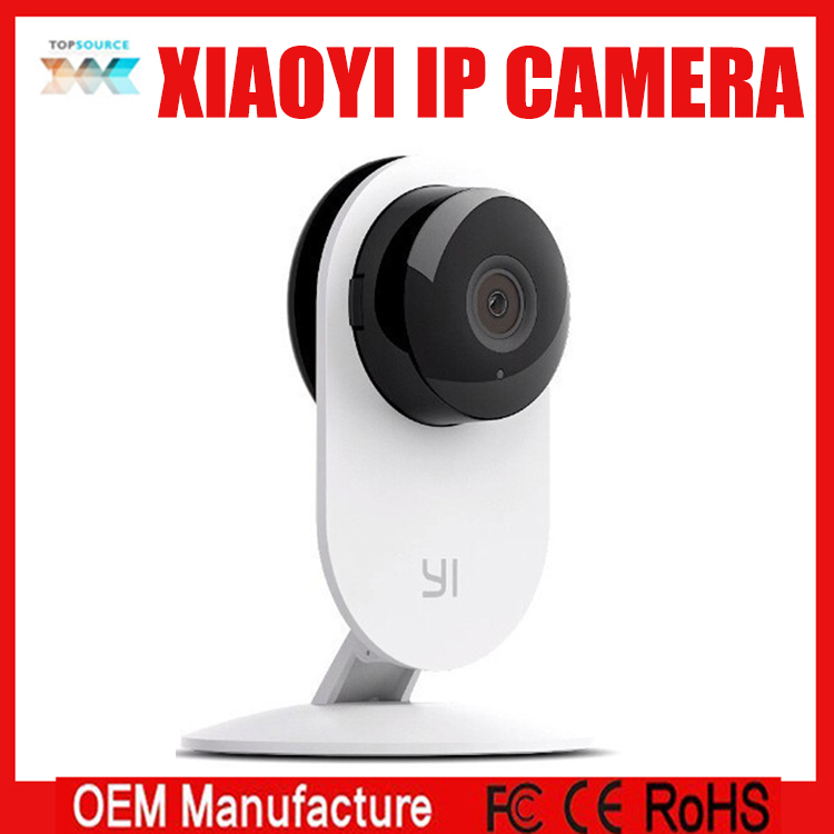 2015 NEW WIFI wireless IP camera QF605 ONVIF 720p HD two way audio 30fps alarm system baby monitor Camera similar to xiaoyi