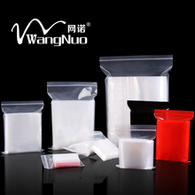 Transparent Packaging Spices Zip Lock Plastic Bags