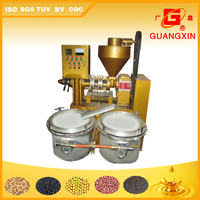Small scale oil mill machinery rapeseeds grape seeds oil extraction equipment