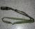 nylon military single point gun sling,pistol gun sling,airsoft one point sling