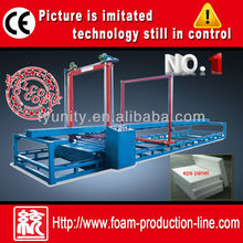 layer compound EPS CNC hot wire cutting machine with high quality