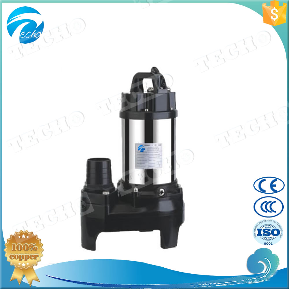 150W Small Dewatering Pump Submersible Small Dewatering Pump
