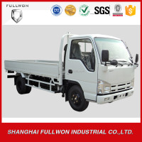 Factory Directly 1- 4 TON ELF Cargo Truck Price with ISUZU 4JB1