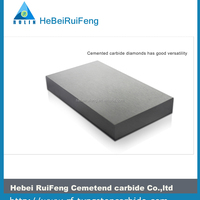 Cemented Tungsten Carbide Wear Plate