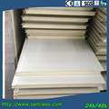 Roof and wall steel sheet PU sandwich panels Santiway