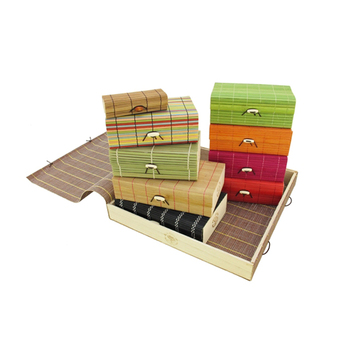Bamboo gift box high quality in amazon