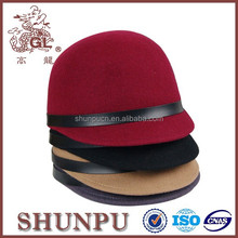 2015 fashion wool beret hats for men golf beret hats
