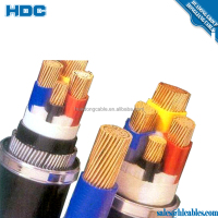 6KVCV Cable 3x500 al xlpe pvc power cable Japan Standard 6kv power cable