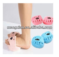 Japanese five fingers slippers,lose weight finger slipper