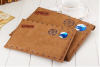 Universal 7/8 inch PU case for iPad mini envelope cover case