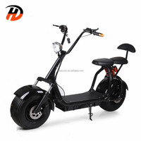 Professional factory HD citycoco 2 wheel electric scooter factory price