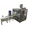 Stand up pouch premade pouch filling sealing machine