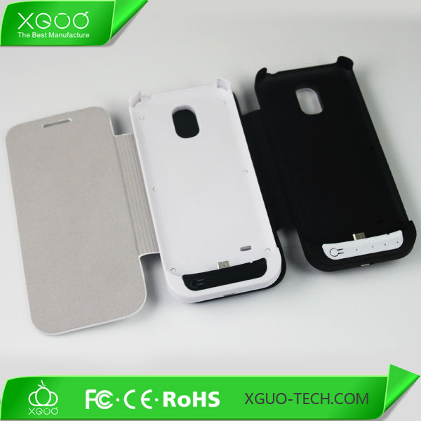 2600mah battery extender case for galaxy s4 mini