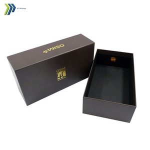 Custom Gift Packaging Drawer Paper Box With Handle