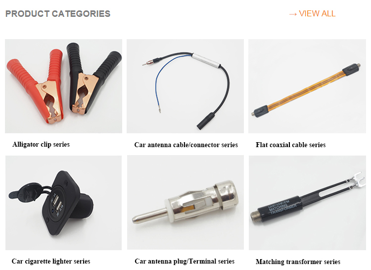 Best selling car accessories 5v2.1a output with factory wholesale price