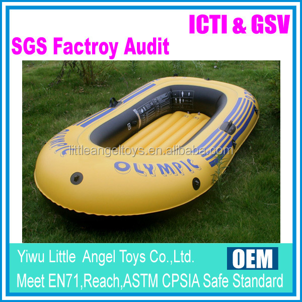 High Quality PVC inflatable raft fishing boat for sale