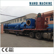 High tech CE cerificated rotary drum dryer/automatic dryer machine with continuous working system