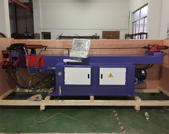 SB-63NC nc hydraulic mandrel tube bending machine pipe bending machine