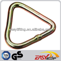 ZInc Plated 3T 2 Inch D Ring