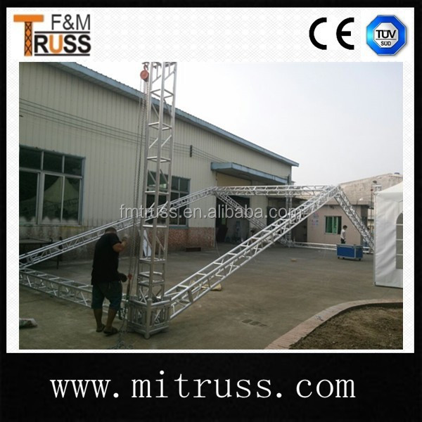 used stage curtains for sale,triangle truss