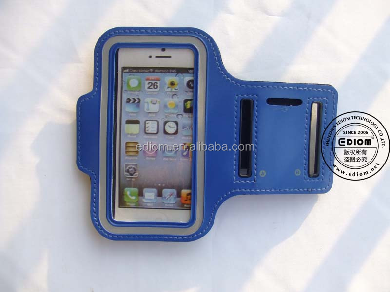 Promotional Factory Price Neoprene Sport Armband For iphone 5, Mobile Phone Armband