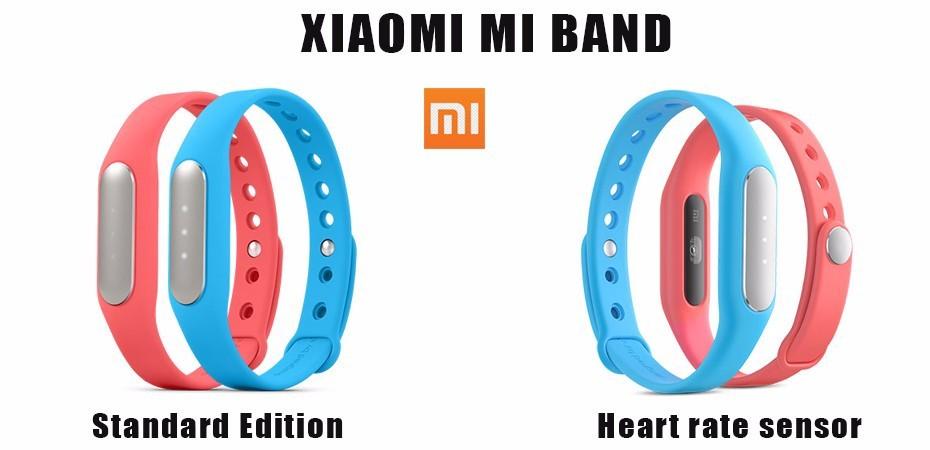 100% Xiaomi Mi Brand 1s Smart Wristband Heart Rate Monitor ...